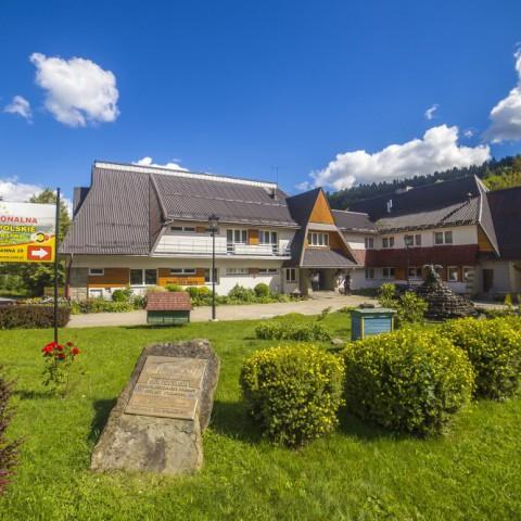 Dom Pszczelarza w Kamiannej